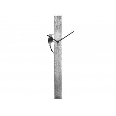 Woodpecker - Horloge design à balancier 65 cm - Karlsson