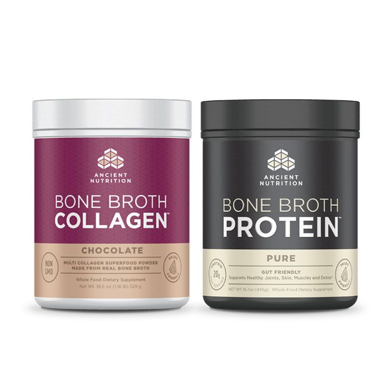 Bone broth collagen bone broth protein pure bone