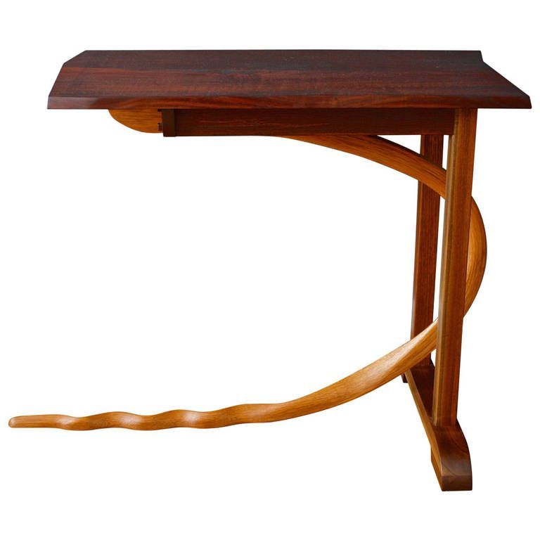 Vintage Studio Craft Table By Dane Newcomb