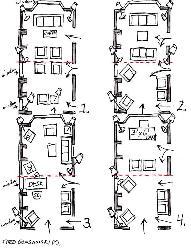 Arranging Furniture In A 12 Foot Wide By 24 Foot Long Living Room Rectangular Living Rooms Livingroom Layout Long Living Room