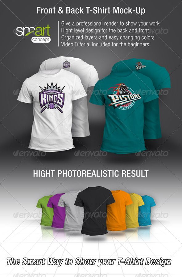 Download Front And Back T Shirt Mock Up Tshirt Mockup T Shirt Design Template Clothing Mockup