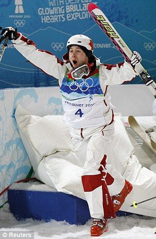 is alex bilodeau competing in 2018 olympics