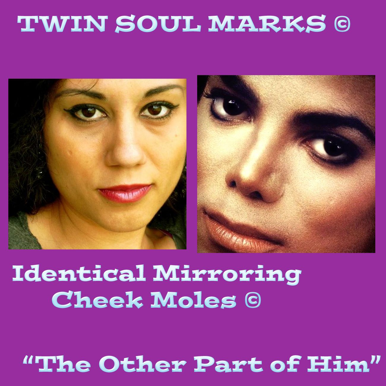 The Other Half of Me- Physically manifested Mirror of Twin
