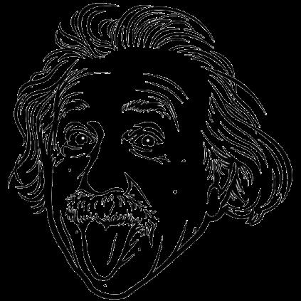 Albert Einstein Ilustracoes Graficas Desenhos Hipster Desenhos Para Tatuagem