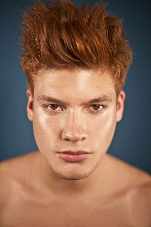"Mmmm yes. | For Everyone Who Has A ""Thing"" For Redhead Men"