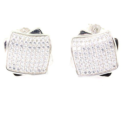 SUPERSHINE 92.5 SILVER EARRINGS JEWELRY STUDDED WITH SPARKLING CZ STONES 01407S SUPER SHINE JEWELRY http://www.amazon.in/dp/B00R17GXRO/ref=cm_sw_r_pi_dp_OMTwvb058DJZG