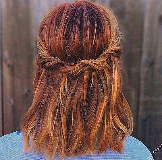 Photo of 27 Braid Frisuren für kurze Haare, die einfach wunderschön sind – Neue Damen Frisuren
