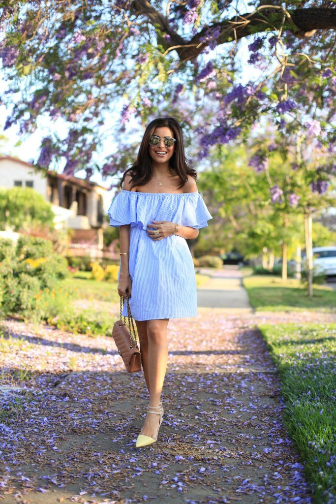 4751e6a6c460 Cute Little Summer Dresses - Sazan blog Dress And Heels