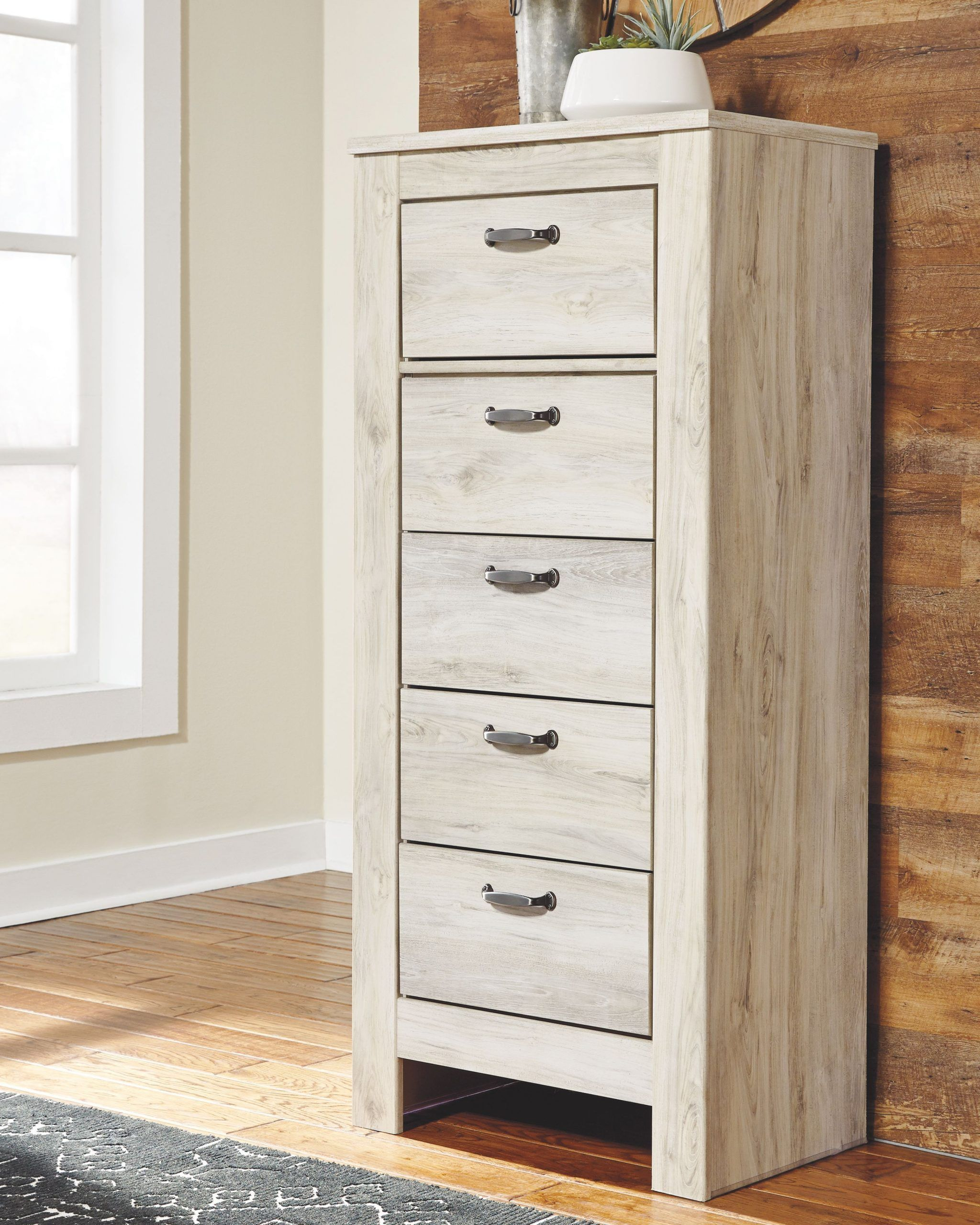 White Washed Bedroom Furniture Bellaby Whitewash 5 Piece