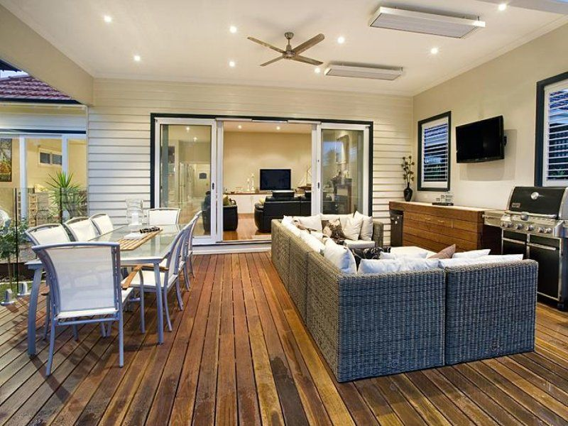 Outdoor living ideas | Outdoor living, Outdoor areas and Decking