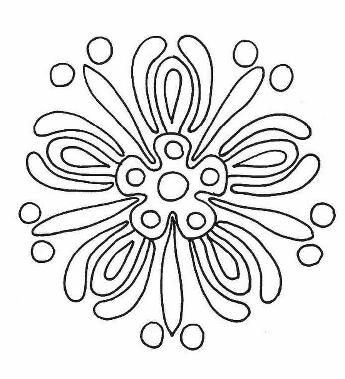 Mandalas Para Pintar | Colorear@s | Pinterest | Mandalas, Pintar y ...
