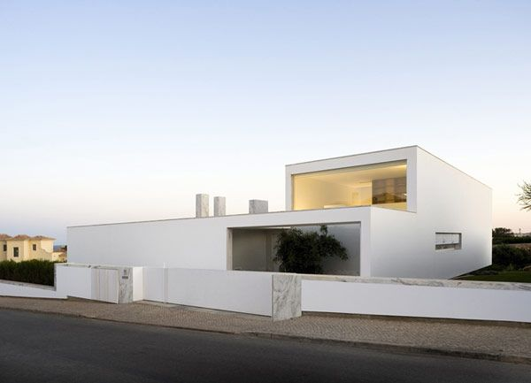 minimal architecture mobile home modern houses mid century portugal