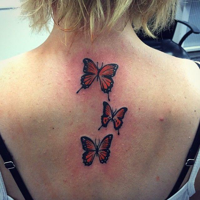 Asher Vallen Tattoos, New Zealand