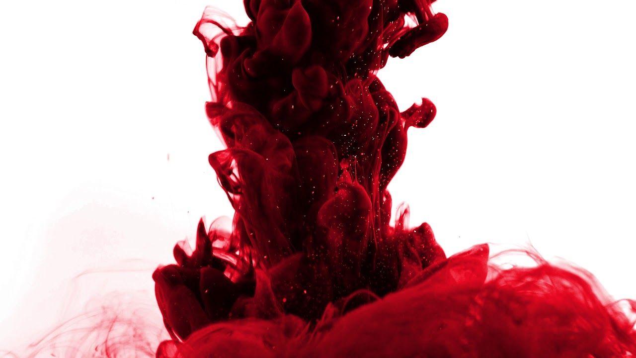 4k Ink Drop In Water Ink4k Red Free Stock Footage Free Stock Footage Ink In Water Green Aesthetic