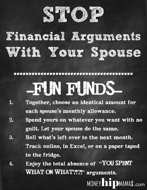 Arguing About Money Two Things That Could Save Your Marriage