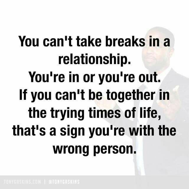 Can A Relationship Work After A Break