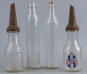 Dan Morphy Auctions Llc Coin Op Advertising Arcade Day 1 Page 10 Of 37 Oil Bottle Old Gas Stations Antique Bottles