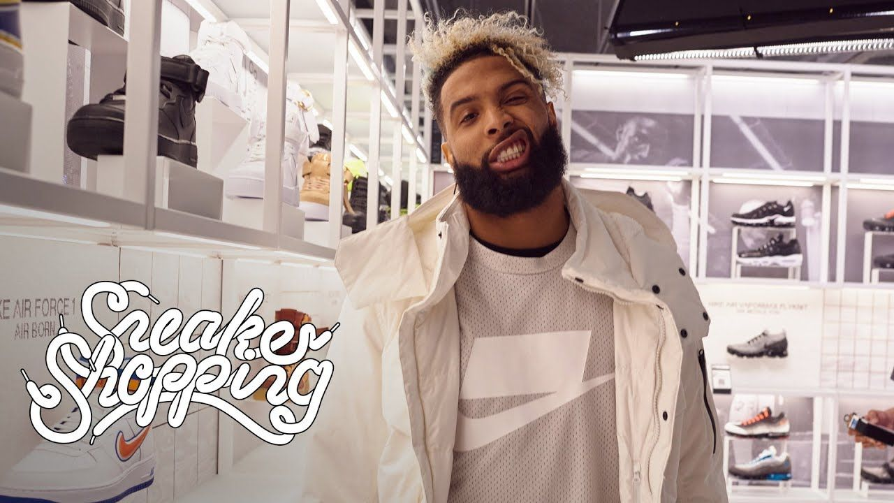 Odell Beckham Jr. Goes Sneaker Shopping With Complex - YouTube ... d9515349c