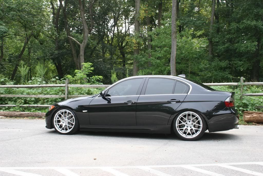 Pre Lci E90 Wheels Drop And Smoked Tails Bmw Wheels
