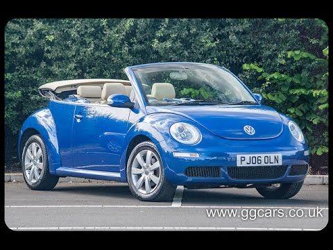 Volkswagen Beetle 1 6 Luna 2dr For Sale In Preston Grosvenor