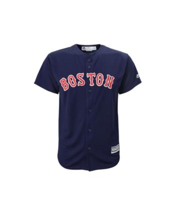 f16939f20 Majestic Boston Red Sox Replica Jersey, Big Boys (8-20) - RoyalBlue M