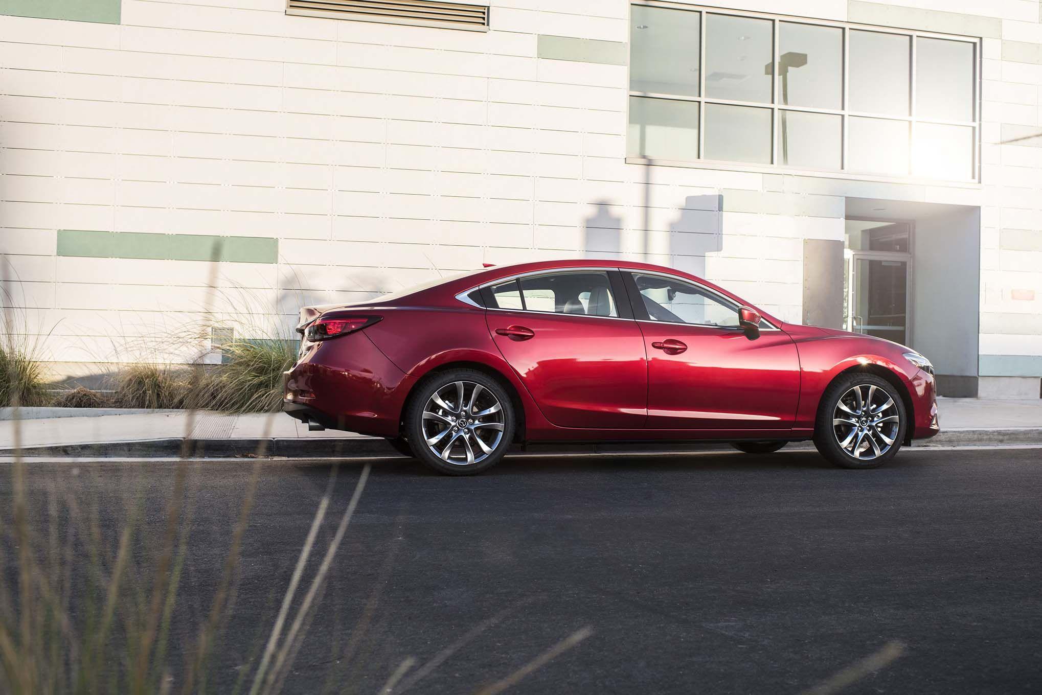 2018 Mazda 6 Coupe Wagon Turbo 2018 CARS RELEASE 2019