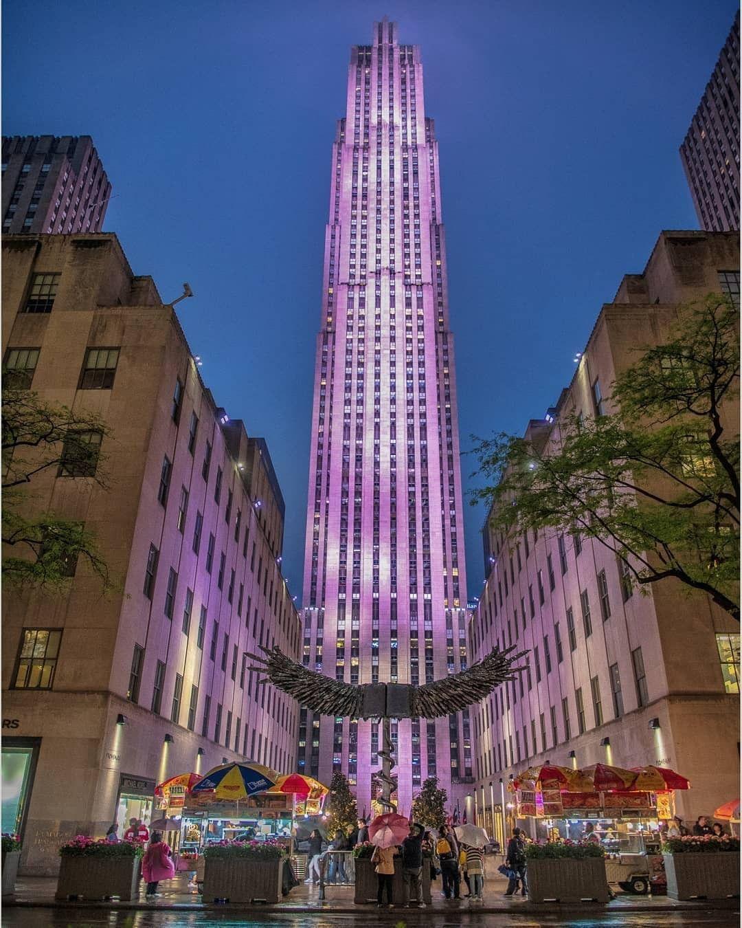 #newyork #newyorkcity #rockefellercenter #ilovenewyork
