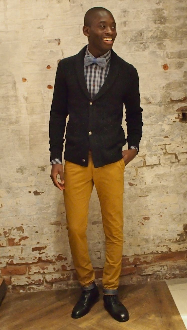 Guide To Dressing For The Holidays Donegal Checked Shirts And Chinos