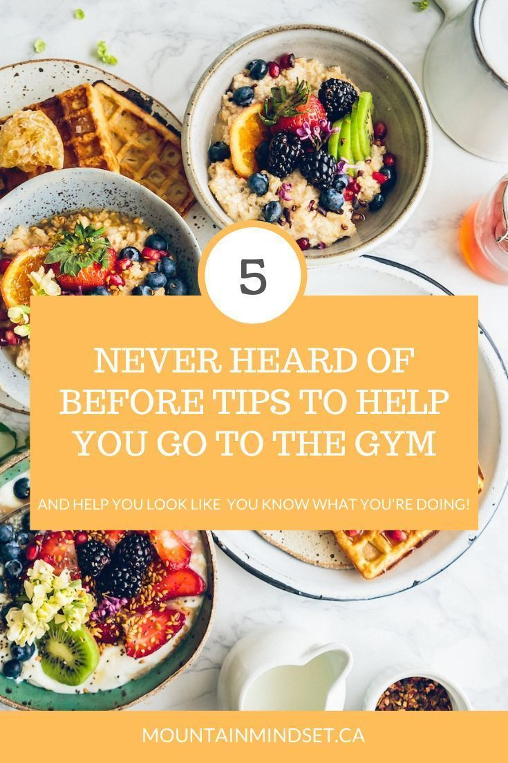 Fitness tips to help you crush your goals, get fit, and feel confident in the gym. #gym #gymlife #gy...