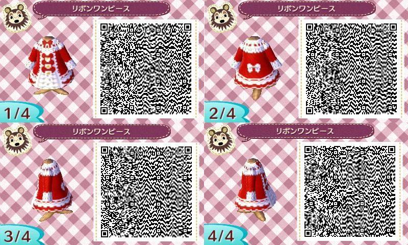 Red White Dress Looks Alice In Wonderland Ish Animal Crossing