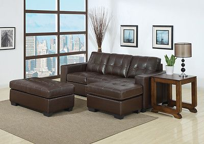 Modern ᄽ Half Price Leather Sofa