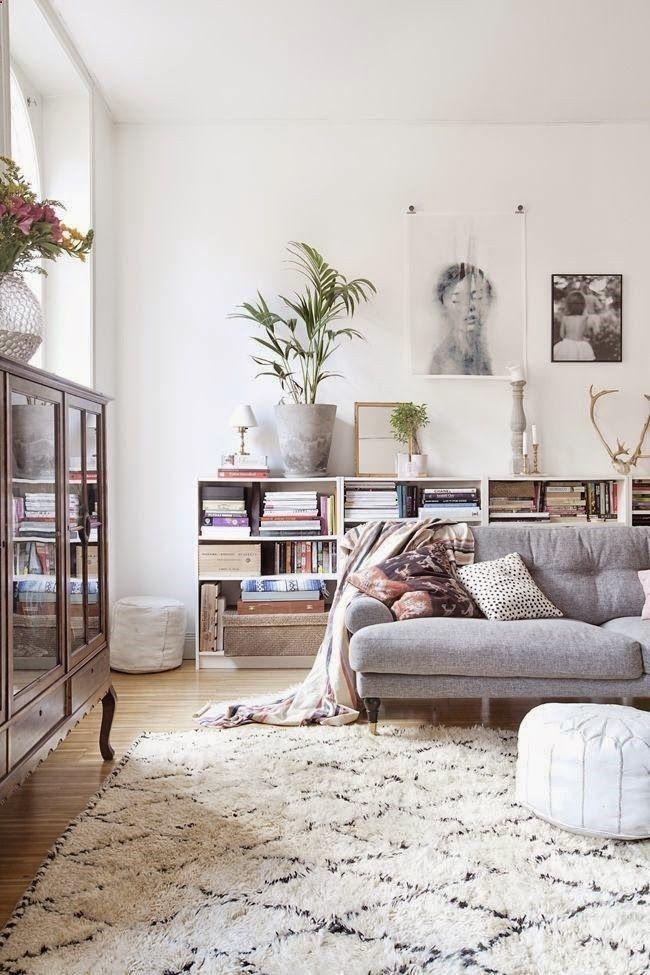 Grand Tapis Dans Le Salon Antique Home Design Idee Deco Idee De Decoration