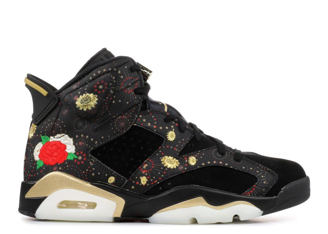 Air Jordan 6 Retro Chinese New Year (2018) (With images