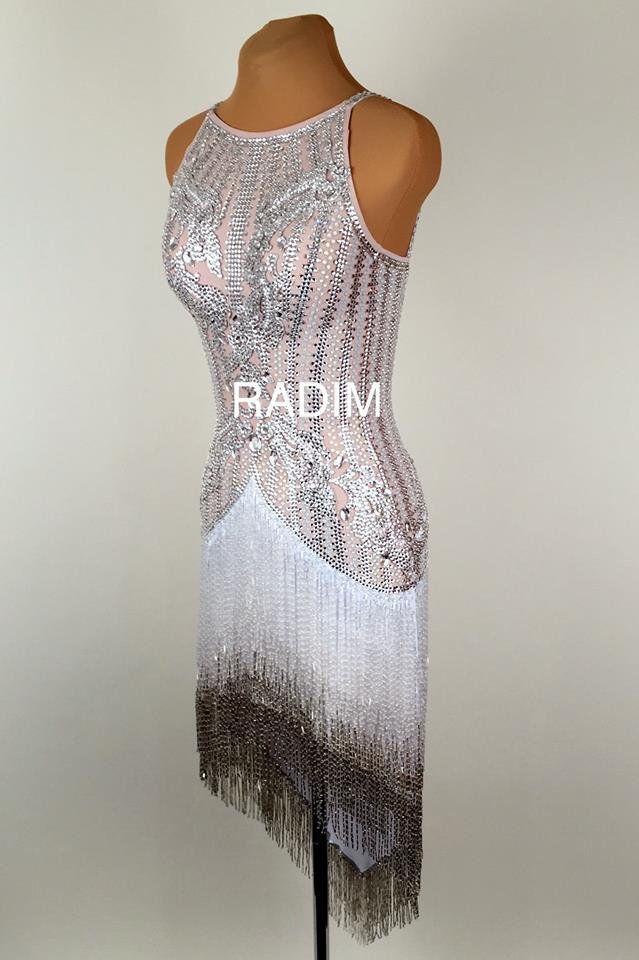 Latin Dance Dresses & Rhythm Dresses by Radim Lanik | Ballroom ...