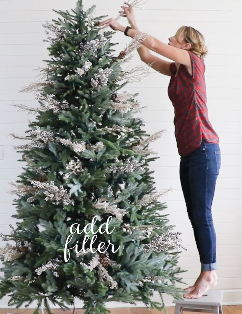 how to decorate a christmas tree in just five steps a beautiful well decorated christmas tree might look daunting but this 5 step process will help you