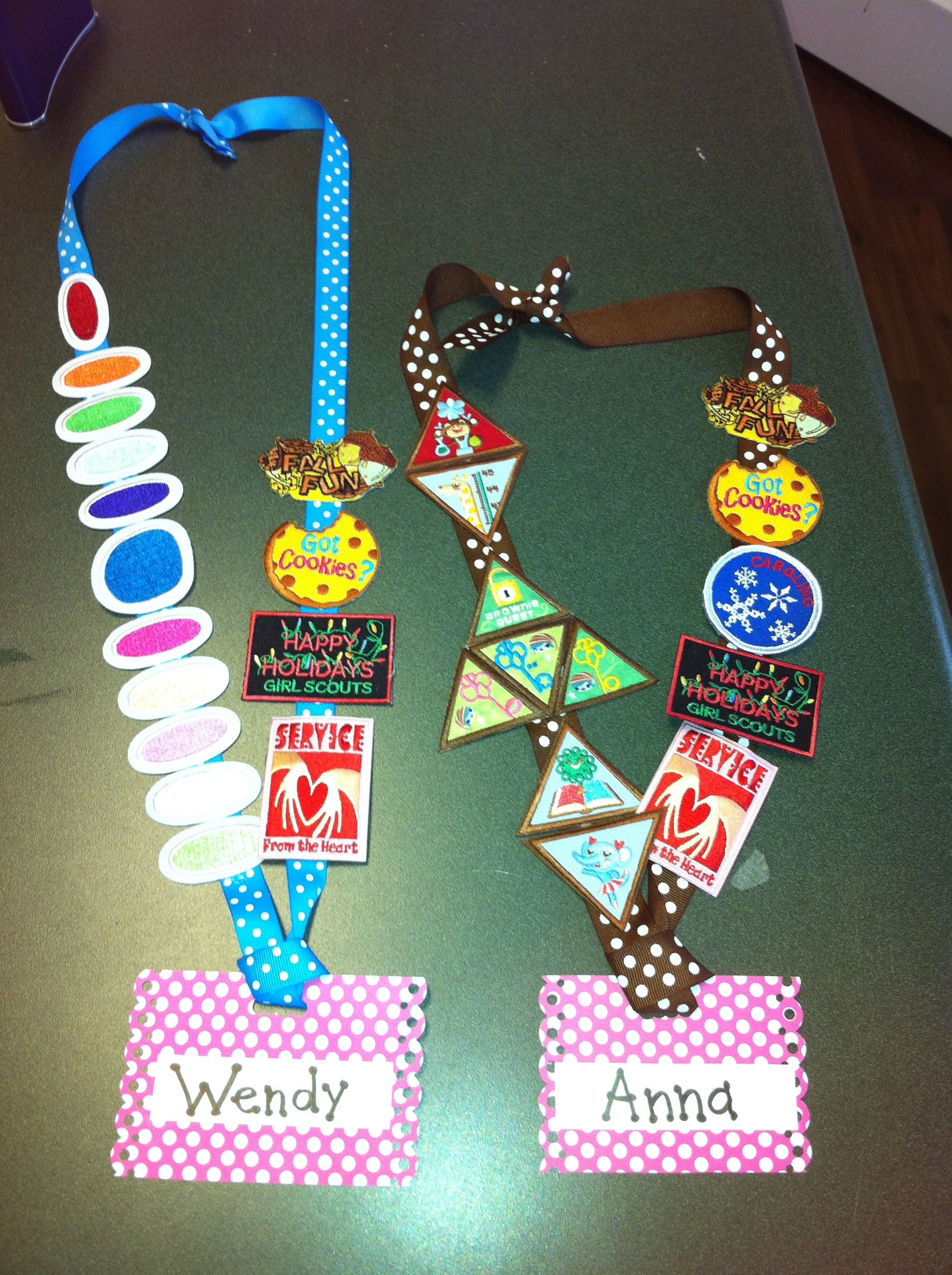 Girl scout scrapbook ideas - This Is A Cute Idea For Girl Scout Leaders