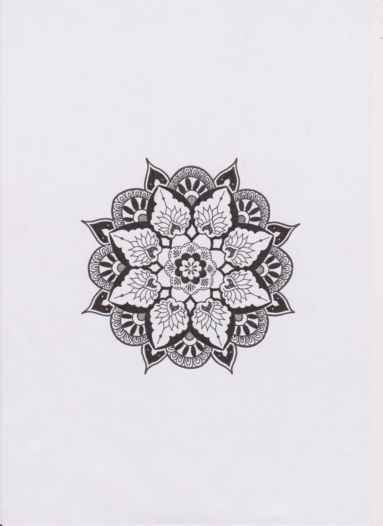 We may fall but we will carry on. | INKed | Pinterest | Mandalas ...