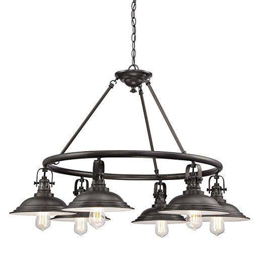 Langdon mills lighting ch 5013 5 light w32x24 3 8