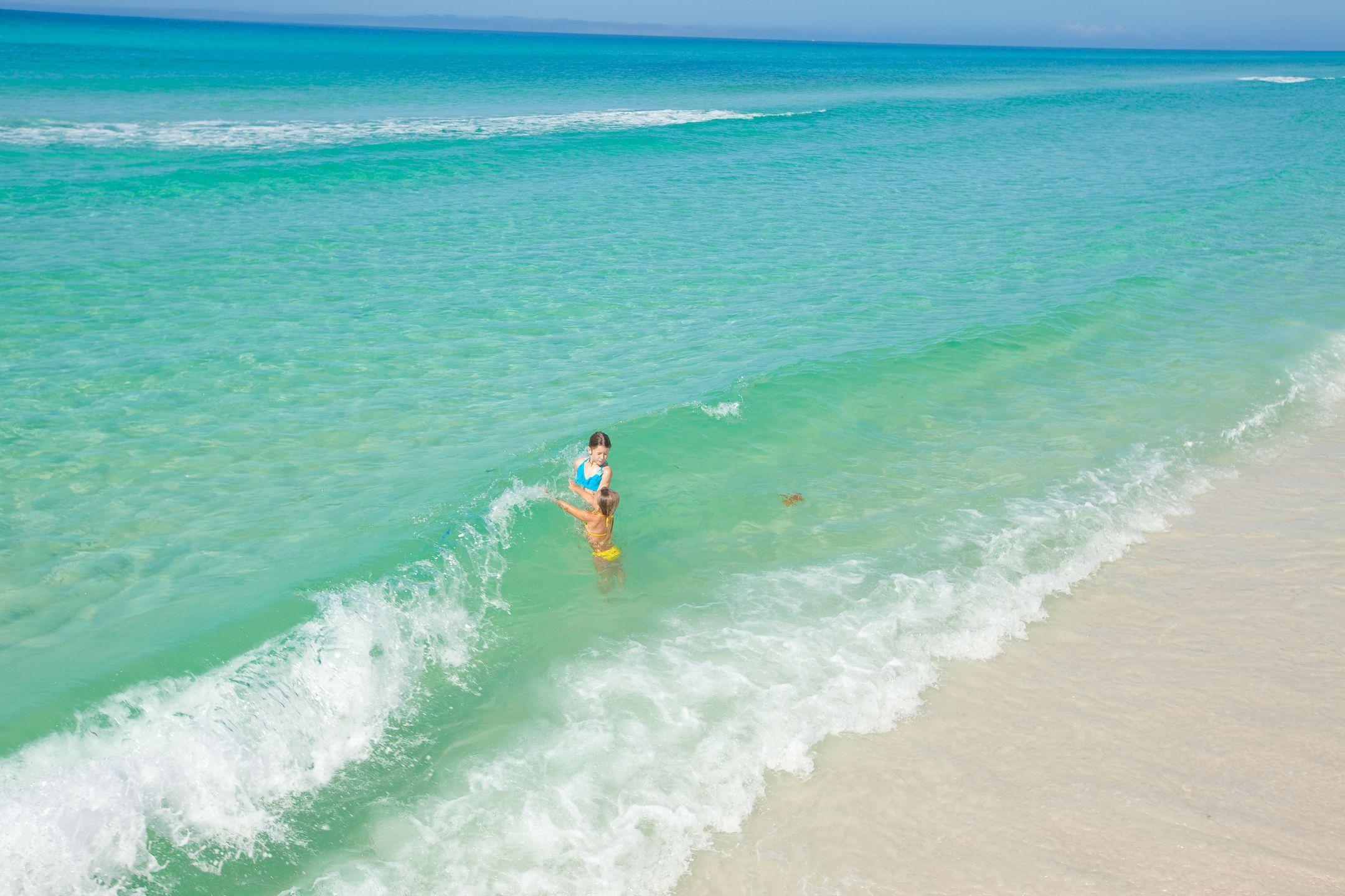 Watercolor Fl Beach Gulf Of Mexico South Walton 30a