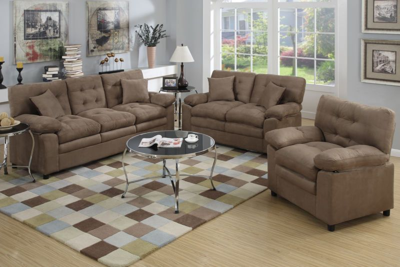 Pin On Libbo #suede #living #room #set