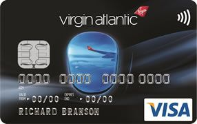 Us Ae 003 Virgin Atlantic American Express Bank Of America
