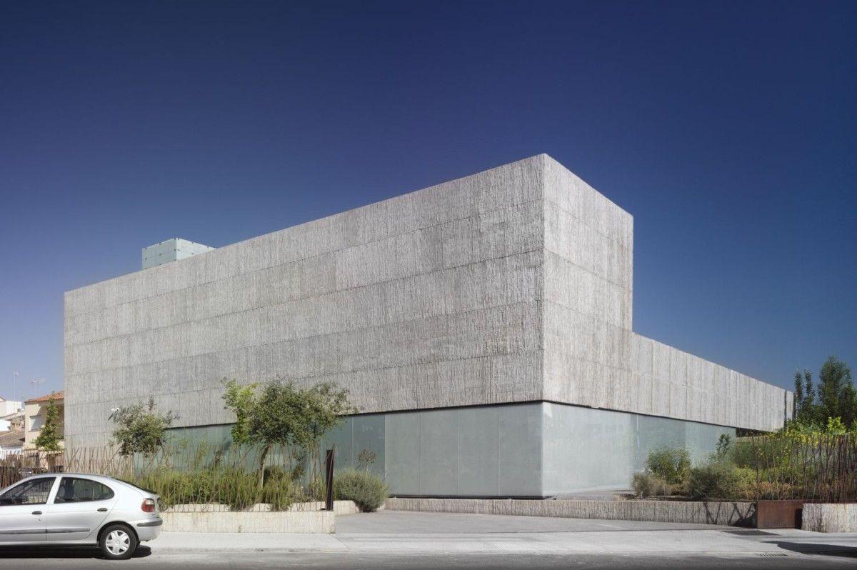 Daniel Jiménez + Jaime Olivera . Center of Research, Development and Innovation . Badajoz (1) | a f a s i a