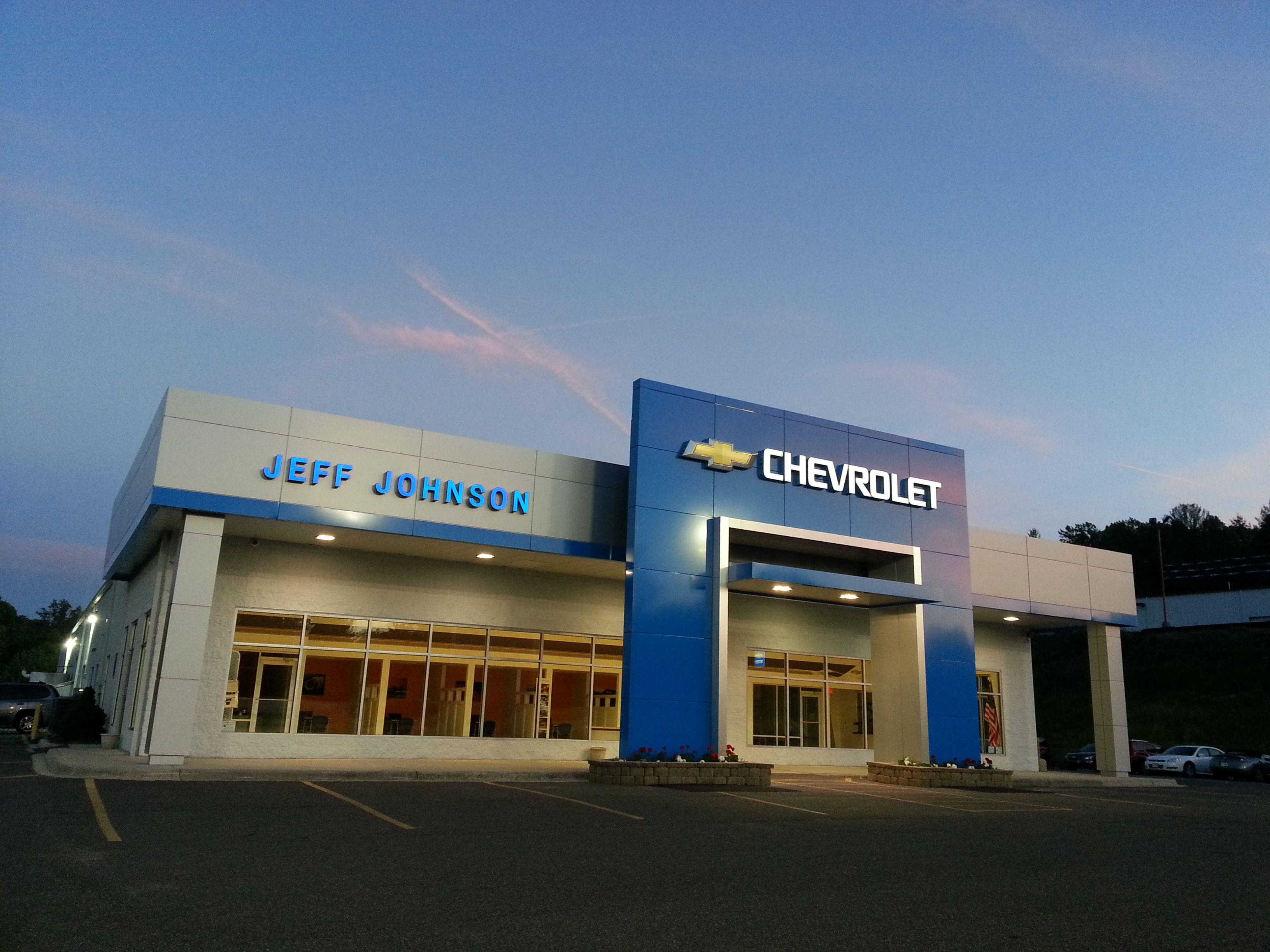 Woodlawn Virginia Jeff Johnson Chevrolet Dealership Woodlawn Chevrolet Dealership Projects