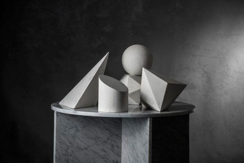 Amy Meiers Geometric Objects for Stone Yard Inc.
