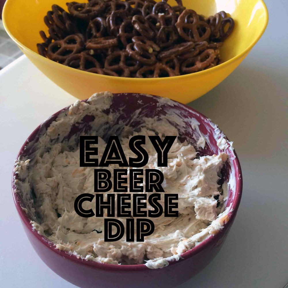 Come fly with us easy beer cheese dip recipe beer