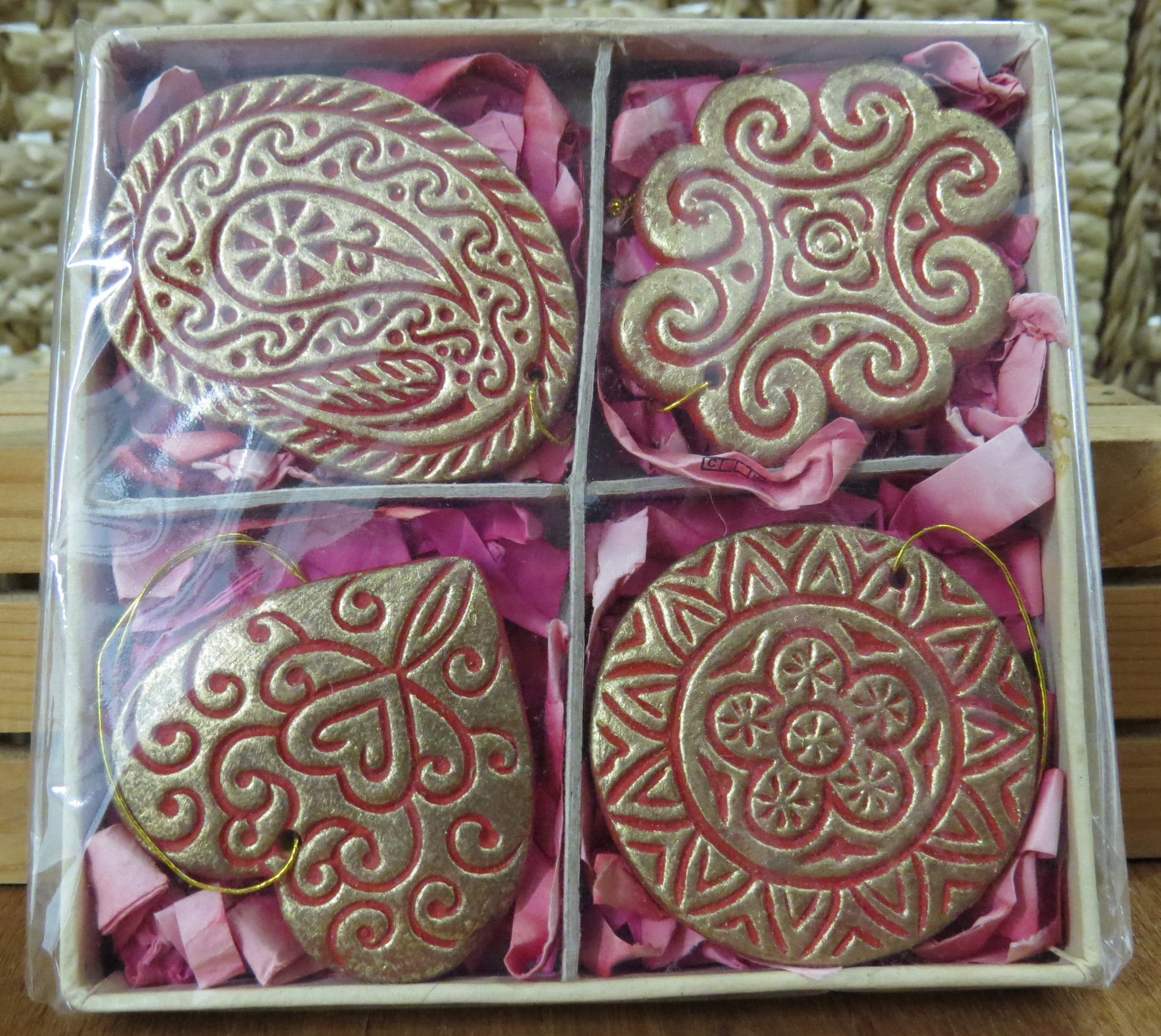 Handcrafted Of Terracotta Ceramic At An Artisans