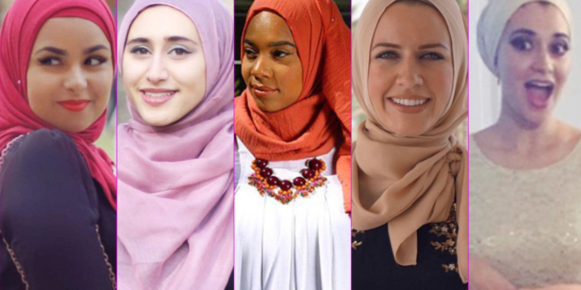 How to headscarf a wear hijab fotos