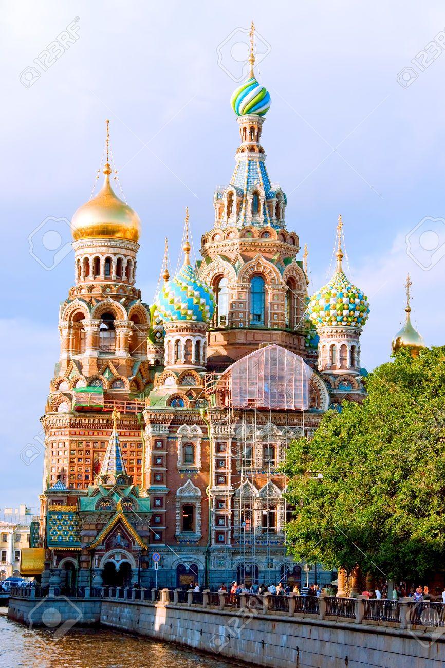Iglesia en Hawai y Rusia