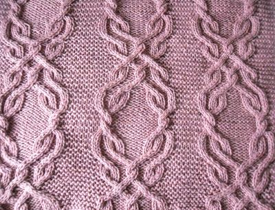 The Feminine Touch   UK Knitting / Felting blog: Free Pattern ...