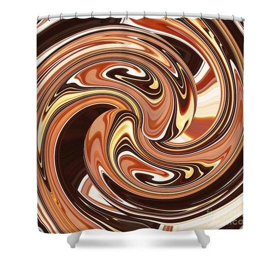 Swirling Desert Shower Curtain http://pixels.com/products/swirling ...
